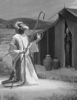 Abraham mormon
