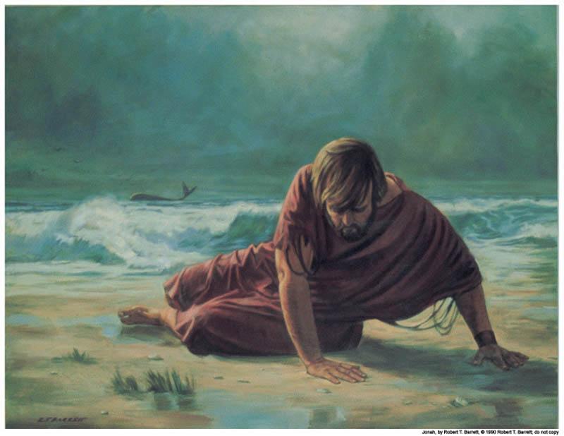 Jonah Mormon