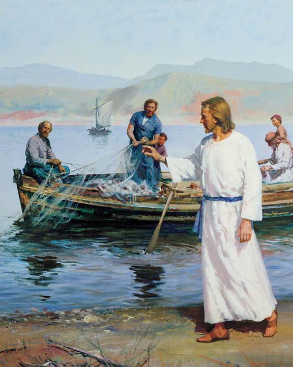 Jesus Christ ministry mormon