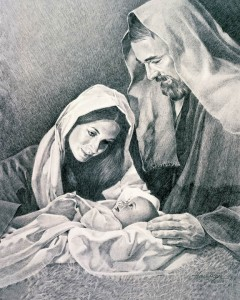 Birth of Jesus Christ Mormon