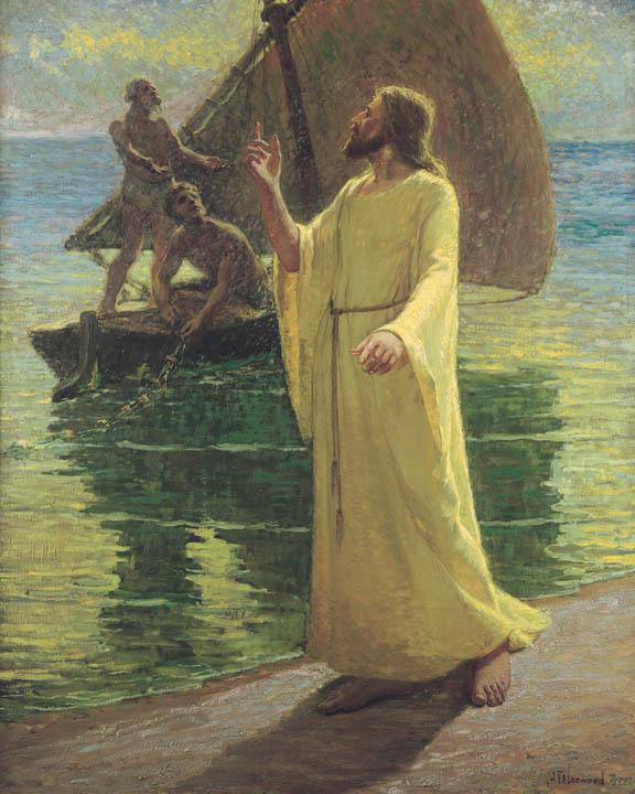 Jesus fishermen