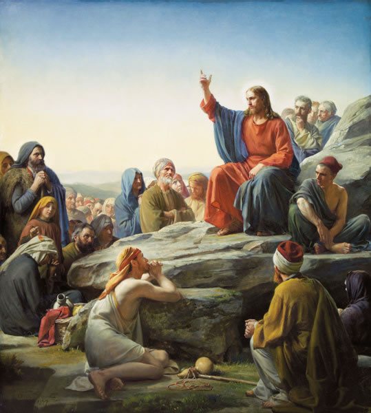 Jesus Christ Parables mormon