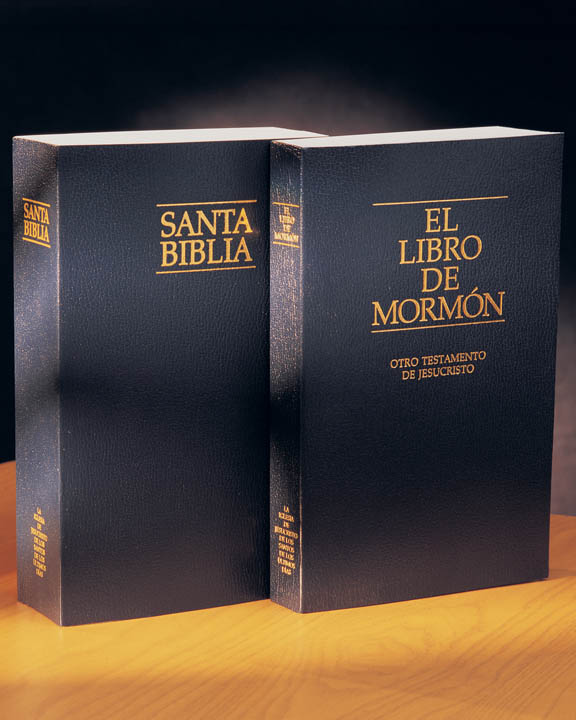 Mormon Scriptures Spanish