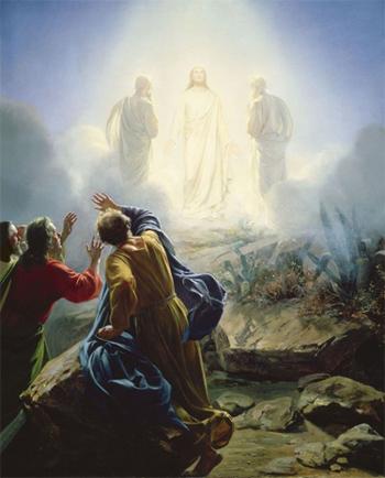 Jesus-Transfigured-Mormon