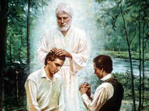 Restoration-Priesthood-Mormon