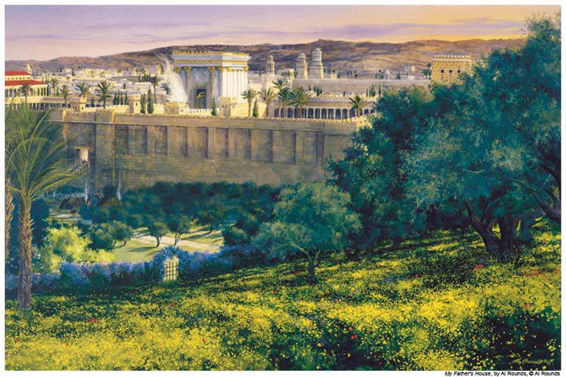 Jerusalem-Temple-Mormon