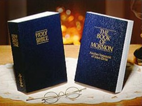 The Holy Bible and the Book of Mormon