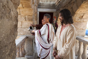 Jesus Before Pilate Mormon