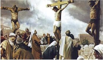 Jesus Christ Crucifixion Mormon