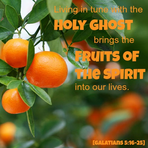 galatians tangerine fruits of the spirit lf