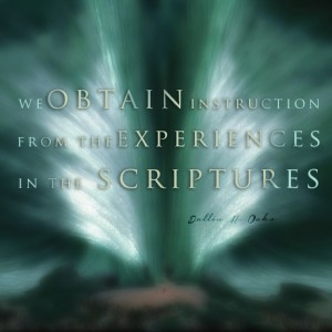 Obtain Instruction Scriptures Mormonism