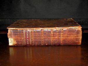 1829 Joseph Smith Bible